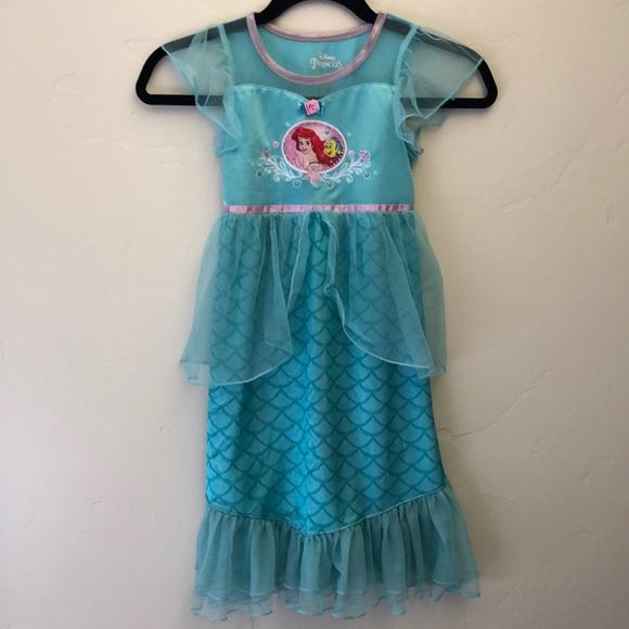 2/$20 Disney Princess Ariel Nightgown